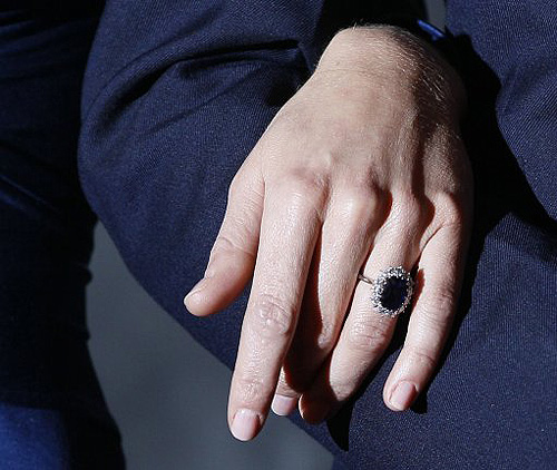 kate middleton ring engagement. kate middleton ring engagement